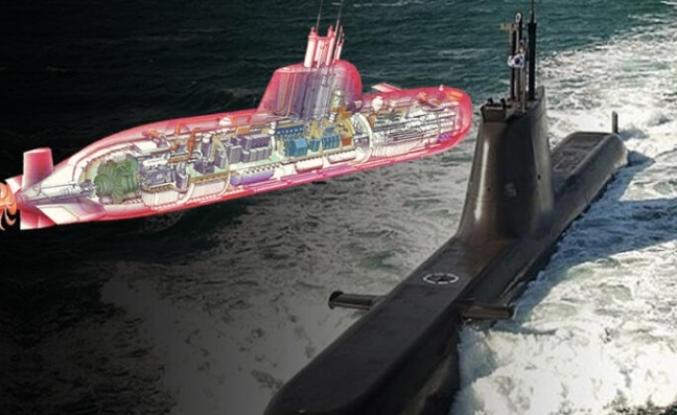 Hayalet denizaltı için geri sayım