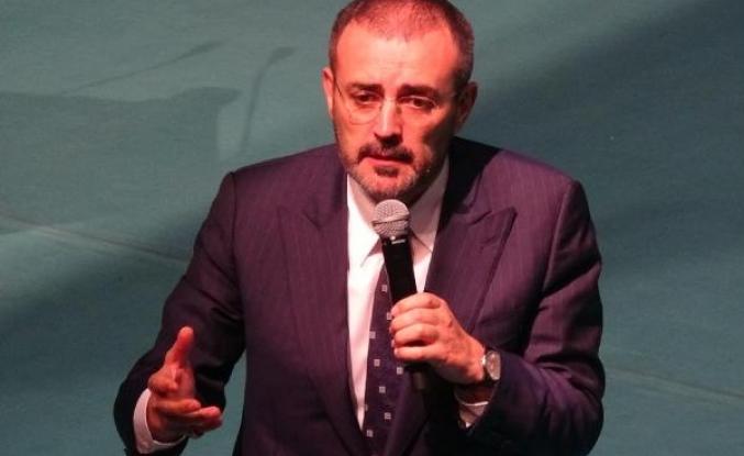 AK Parti'li Ünal: Türkiye daha yeni başlıyor