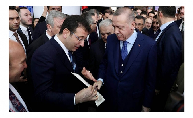 Erdoğan'a 4 sayfalık mektup!