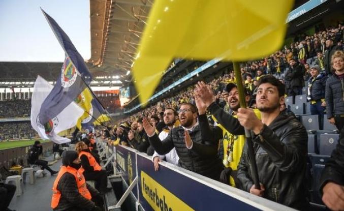 Fenerbahçe - Galatasaray (EK FOTOĞRAFLAR)