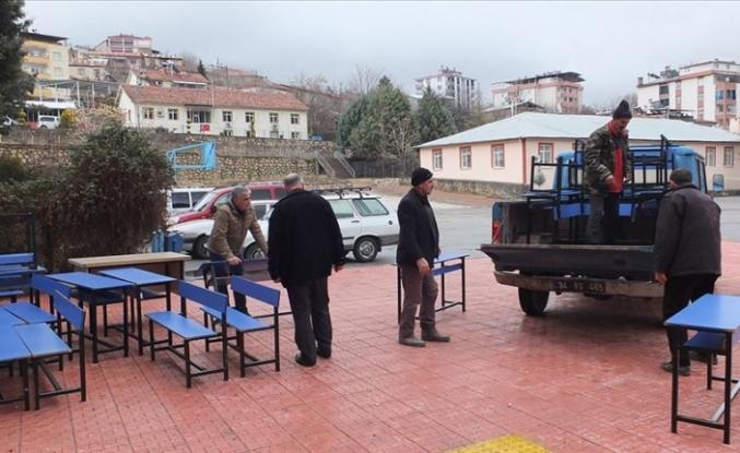 Malatya ve Elazığ 'da okulların tatil süresi uzatıldı