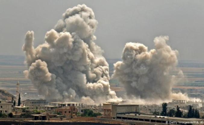 Son dakika! İdlib'e hava saldırısı düzenlendi...
