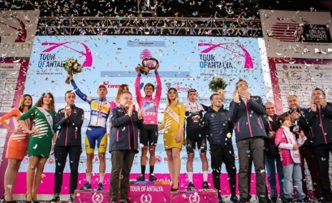 Tour of Antalya 2020 şampiyonu Max Stedman: Sonunda başardım