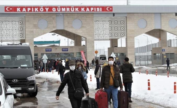Türkiye'den  koronavirüsü salgınına karşı sıkı tedbir