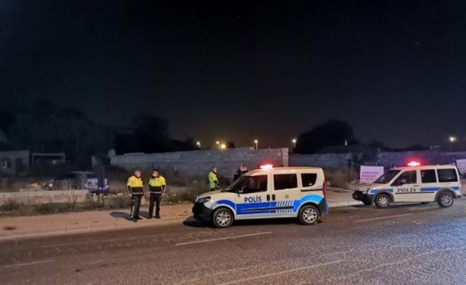 Şüpheli araç polisi alarma geçirdi
