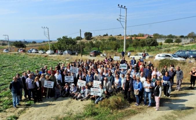 """Çeşme Ovacık'ta """"jeotermal kuyu için ÇED gerekli değildir"""" kararı iptal edildi"""