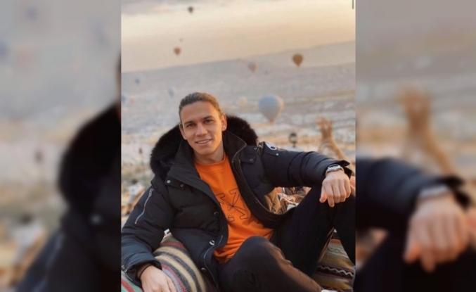 Galatasaraylı futbolcu Taylan Antalyalı, Kapadokya tatilinde