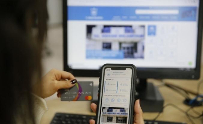 Konak'ta online vergi ödeme kolaylığı