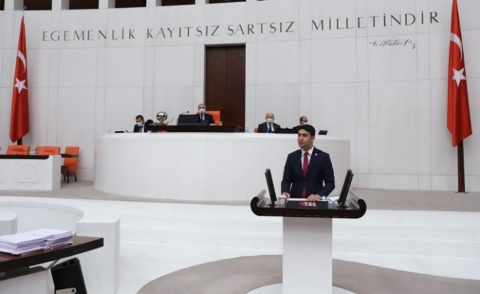 "MHP'li Özdemir: ""AB korsanca davrandı"""