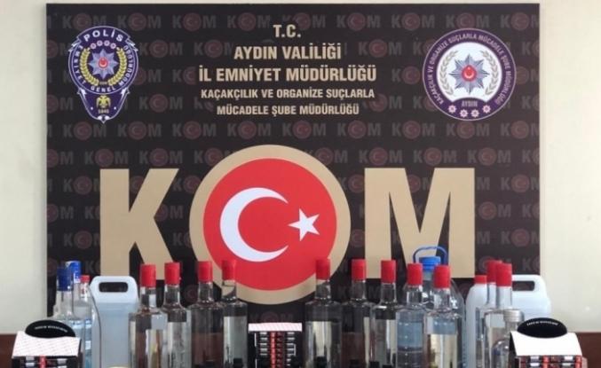Aydın'da kaçakçılığa karşı yüzde 95'lik başarı sağlandı