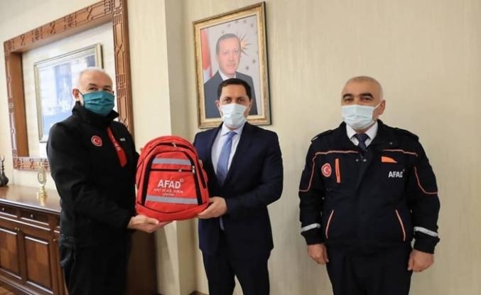 """AFAD Strateji Geliştirme Dairesi Başkanı Ergin: """"Afet farkındalığının arttırılmasını hedefliyoruz"""""""