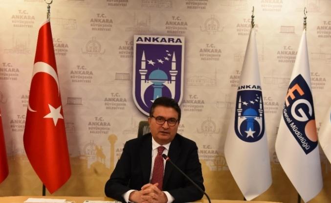 Ankara Büyükşehir Belediyesi'ne 'Yönetişim ve Saydamlık Ödülü'