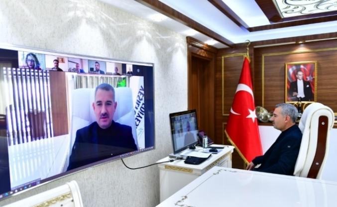 """Başkan Çınar: """"Gastronomi alanında Yeşilyurt'un payı büyüktür"""""""