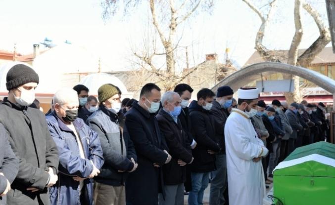 Pazaryeri İlçe Özel İdare Müdürü Mustafa Sezgin hayatını kaybetti