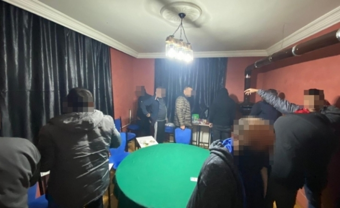 Sahte parayla kumar oynayan şahıslara ceza yağdı