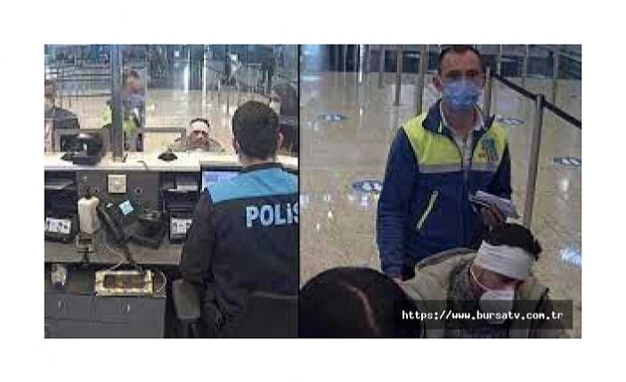 Havalimanı'nda 'VIP göçmen kaçakçılığı' pasaport polisine takıldı: 3 gözaltı