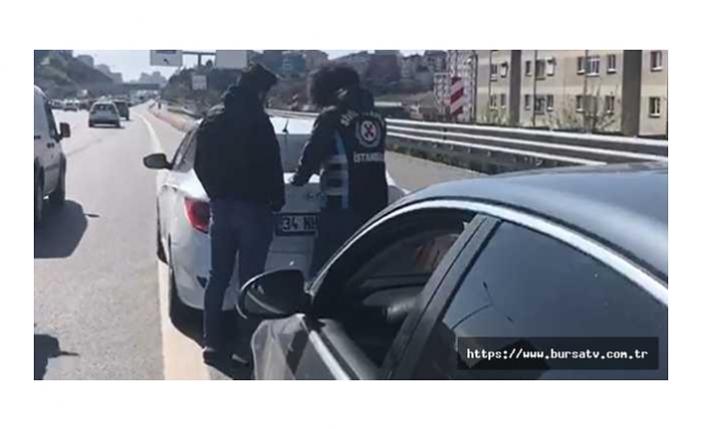 Kısıtlamada makas atan sürücülere ceza yağdı