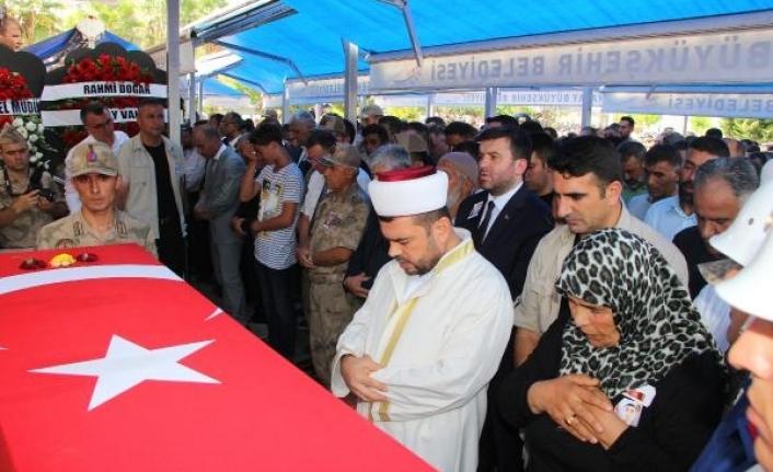 Şehit Uzman Çavuş Mehmet Uçar, Hatay'da toprağa verildi