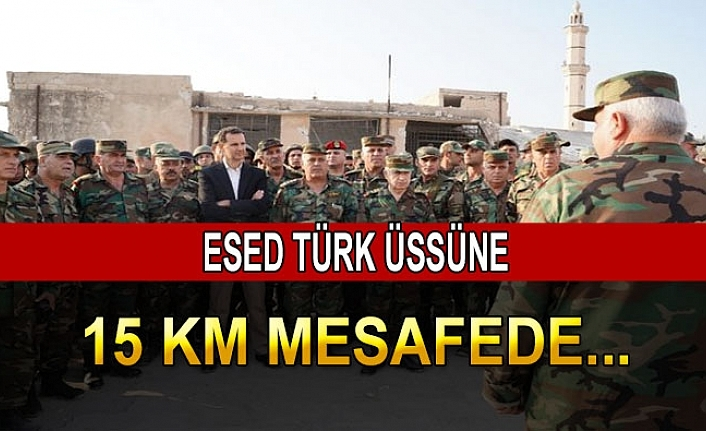 İdlib'de Hareketlilik! Esed, Türk Üssüne...