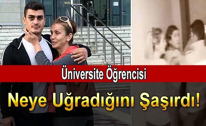 Üniversite öğrencisi ölümden döndü!