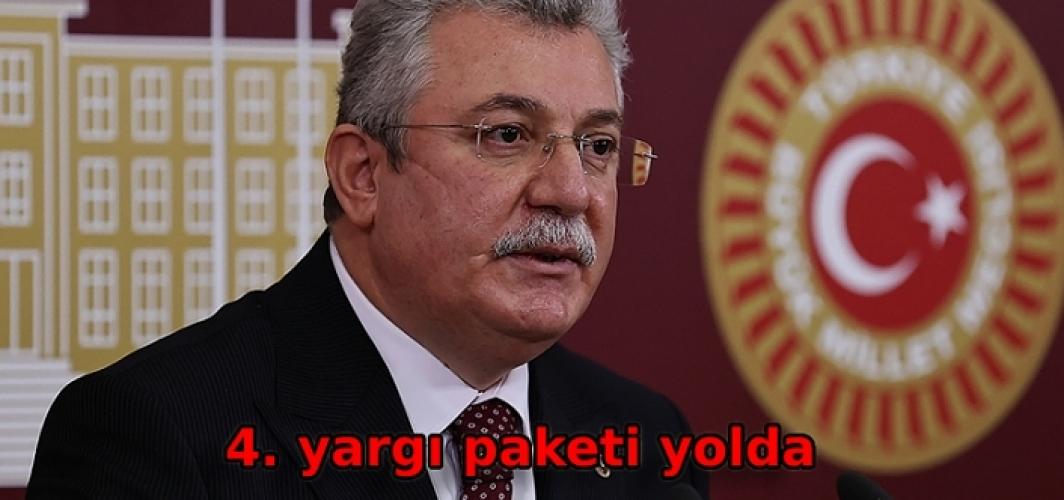 Akbaşoğlu'ndan 4. Yargı paketi açıklaması