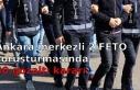 Ankara merkezli 2 FETÖ soruşturmasında 40 gözaltı...