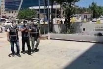 Elazığ'da girdiği evde kombi çalan hırsız yakalandı