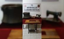 Artvin'de 10 evden hırsızlık yapan 2 kişi tutuklandı