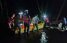 Bursa'da, Sadağı Kanyonu'nda düştü, 4 saat sonra kurtarılabildi
