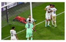 EURO 2020'de İtalya yarı finale yükseldi
