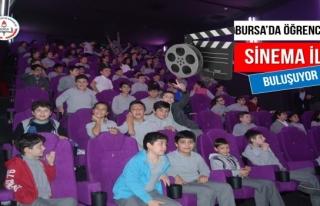 Öğrenciler sinemayla buluşacak