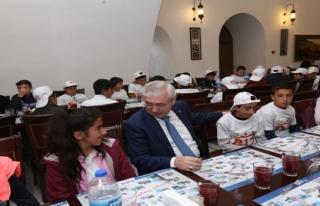 Küçük Seyyahlar Bursa'yı Keşfetti