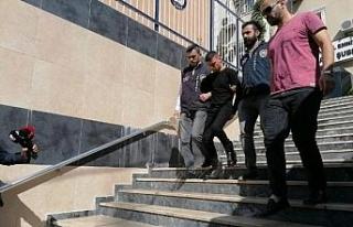 Arnavutköy'de katliam yapan zanlı adliyeye...