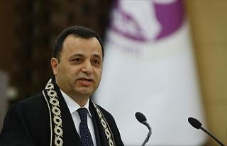 AYM Başkanı Arslan'dan önemli açıklama!