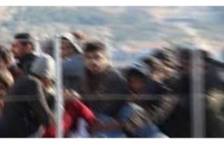 Balıkesir'de 120 düzensiz göçmen yakalandı