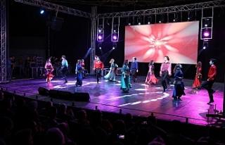 Balkan Festivali'nde unutulmaz final