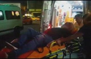 Beyoğlu'nda börekçide 2 kişiye silahlı saldırı:...