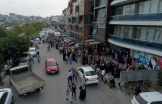 Bursa'lılar  İşkur'a akın etti