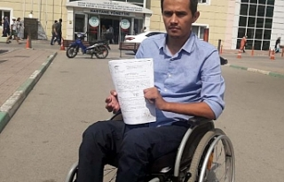 Bursa'da gaziden doktora suç duyurusu