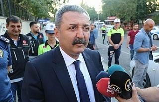 Bursa'nın yeni emniyet müdürü 'Tacettin...