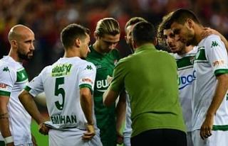 Bursaspor galibiyet serisini sürdürmek istiyor