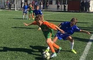 Çanakkale'de National Stars Cup Ön Eleme Turnuvası...