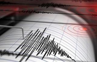 Çankırı'da arka arkaya 2 deprem