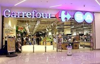 CarrefourSA'dan 10 milyon liralık yeni mağaza