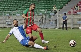 Diyarbekirspor - Malatya Yeşilyurt Belediyespor:...