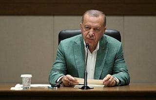 Erdoğan'dan FOX TV muhabirine sert tepki, ''Bir...