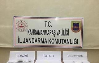 Kahramanmaraş'ta uyuşturucuya 12 gözaltı