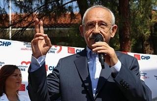 Kılıçdaroğlu'ndan 'Canan Kaftancıoğlu'...