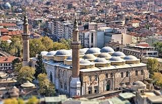 Şehrin kalbi 'Ulu Camii'