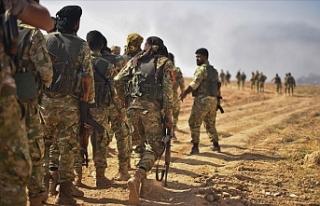 Suriye Milli Ordusu'nun şehit sayısı yükseldi
